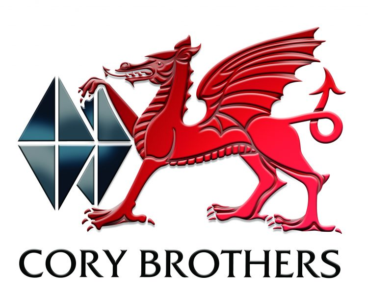 this is the cory brothers logo for shipping insurance