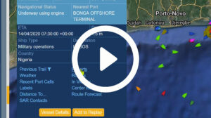 Vessel Tracking Reports